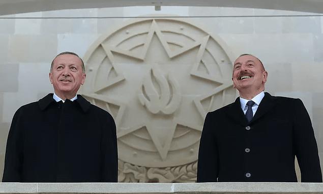 Aliyev: 'Vatan muharebesinin ilk saatlerinden itibaren Türkiye'nin desteğini hissettik'