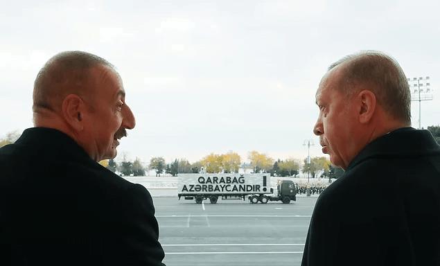 'Bugün dünya Karabağ'ın Azerbaycan'ın olduğunu gördü'